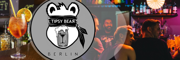Tipsy Bear - Open Minded Bar & Lounge in Prenzlauerberg Berlin