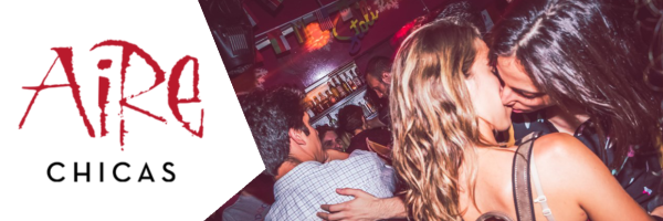 Aire Chicas - Lesbian Club & Parties in Barcelona