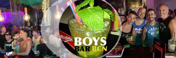 BoysBar BCN - Popular gay bar in Barcelona\'s gay district