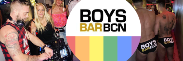 BoysBar BCN - Gay bar & parties in Barcelona