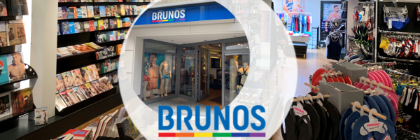 Brunos Store Köln - Gay Fashion & Erotic Shop in Cologne