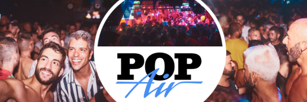 Pop Air Party - most funny Gay Bear Party in Barcelona