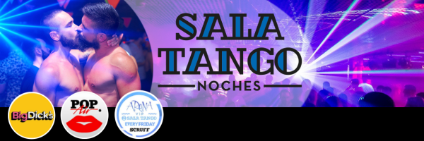 Sala Tango Noches - Popular club in the Gaixample of Barcelona