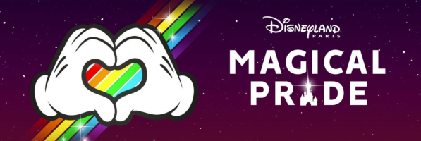 Magical Pride: Pride Event of the LGBT Community at Disneyland Paris