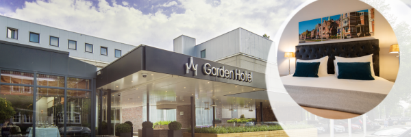 Bilderberg Garden Hotel - gay friendly 5 star hotel in Amsterdam