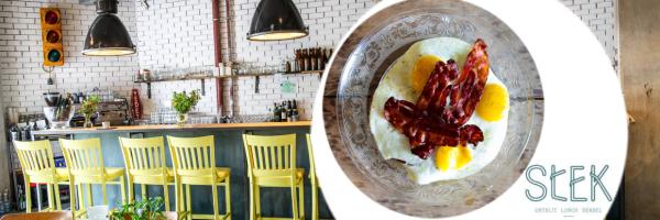 Stek Restaurant - Breakfast and lunch in Amsterdam