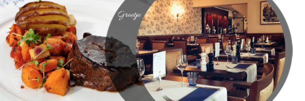 Greetje Restaurant - upscale Dutch cuisine in Amsterdam