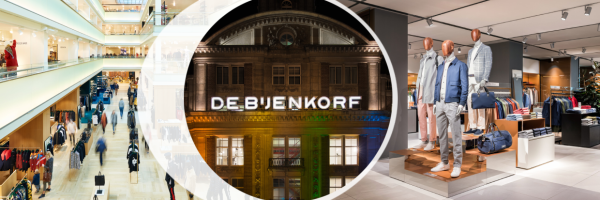 De Bijenkorf Amsterdam - Luxury shopping in Amsterdam