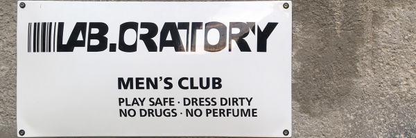 lab.oratory - men only club in Berlin