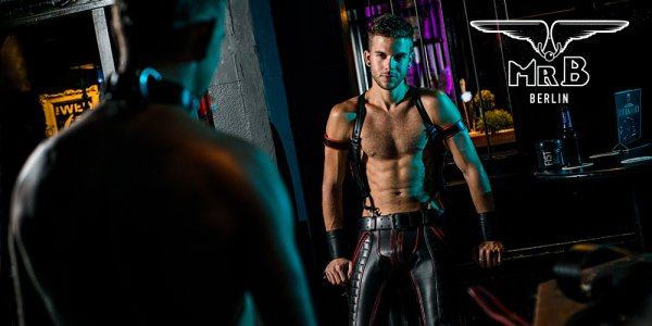 Mister B: Leather specialist & fetish success story