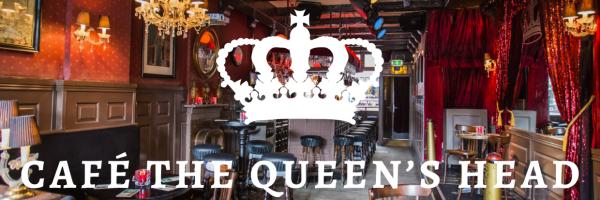 Café The Queen\'s Head - Gay Bar in Amsterdam