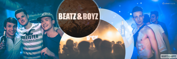 Beatz&Boyz - monatliche Gay Party in Köln