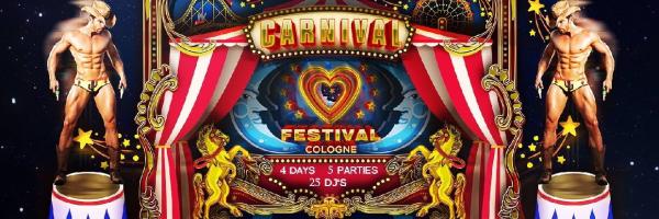 Carnival Festival Cologne 2020 - schwule Karnevalsparty in Köln