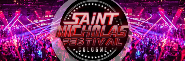 St. Nicholas Festival Cologne 2019 - Gay-Partyhighlight in Köln