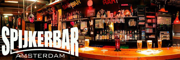 Happy Hour daily from 17:00 - 19:00 in the Spijkerbar Amsterdam