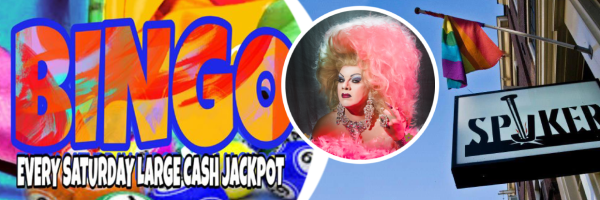 SpijkerBar Amsterdam - Every Saturday Big Jackpot Bingo