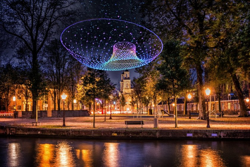 The Amsterdam Light Festival - Tip for events in Amsterdam in winter