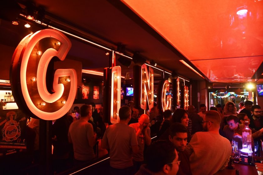 GinGin Gay Bar - Tips and recommendations for Gay Bars in Barcelona