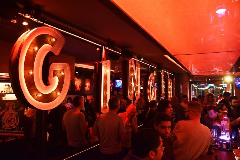 GinGin Gay Bar - Tipps und Empfehlungen für Gay Bars in Barcelona