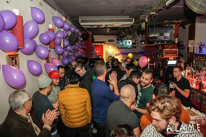 Atame Bar Musical - Tips and recommendations for gay bars in Barcelona