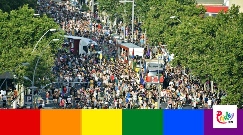 Pride Barcelona - LBGT Event tip for Barcelona