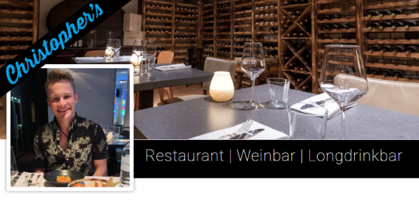 Christopher's on Savignyplatz: Philipp recommends Casual Fine Dining