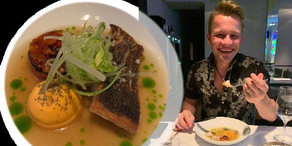 Insider Philipp tests Christopher\'s Restaurant in Berlin