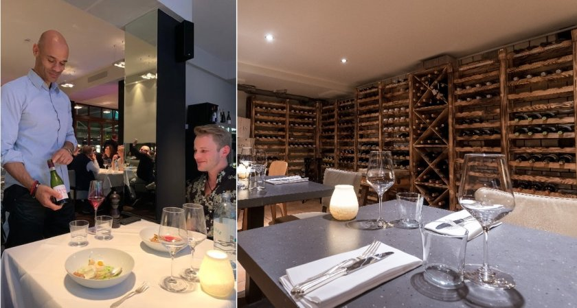 Insider Philipp tests Christopher\'s Restaurant in Berlin