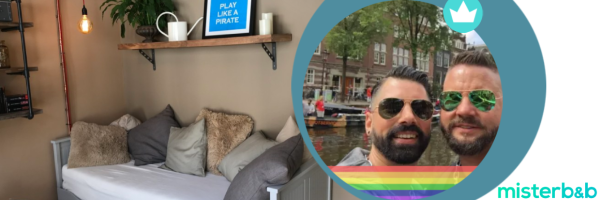 misterb&b - private gay accommodation in Cologne