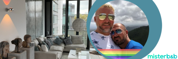 misterb&b - private Gay Unterkunft in Köln