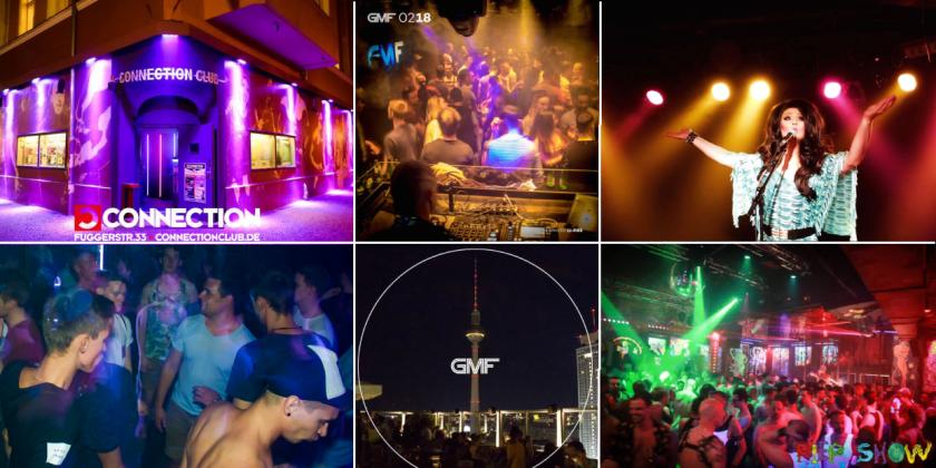 die besten Gay Partys Berlin