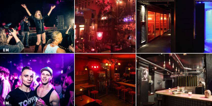 die besten Gay Clubs und Bars in Berlin