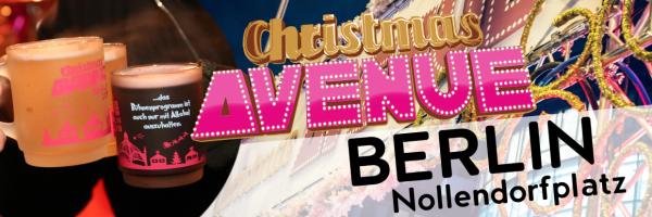 Christmas Avenue Berlin - gay and lesbian Christmas market in Berlin