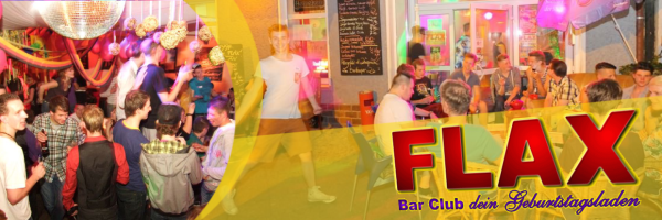 Flax - schwul-lesbische Bar & Warm-up Club in Berlin