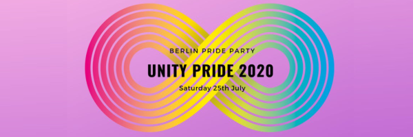 Unity Party 2020: Berlin Pride Main Party