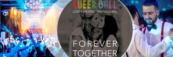 Annual LGBT Ball in Brno for gays, lesbians and their friends