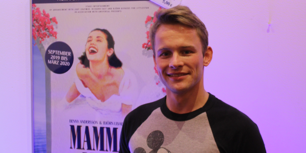 MAMMA MIA - The Musical in the Stage Theater des Westens: Philipp recommends the ABBA cult musical
