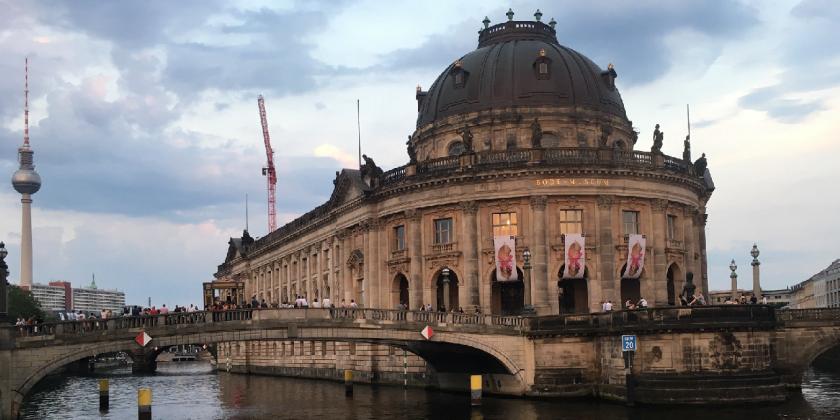 berliner Museum - Museumsinsel Bode Museum