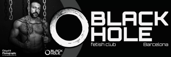 Bears Fetish Party in Barcelona @ Club Black Hole