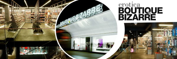 Boutique Bizarre - Europe\'s biggest erotic boutique on the Reeperbahn