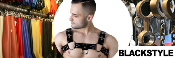Blackstyle Shop - exclusive latex fetish fashion from Berlin