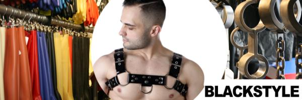 Blackstyle Shop - exklusive Latex Fetisch-Mode aus Berlin