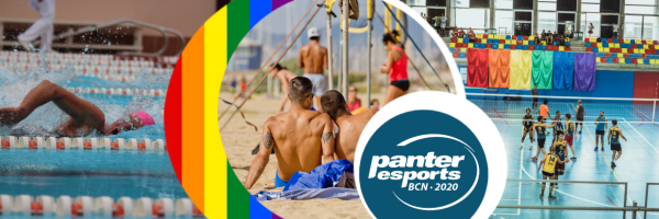 Panteresports 2020 - international LGTBI+ sports tournament in Barcelo