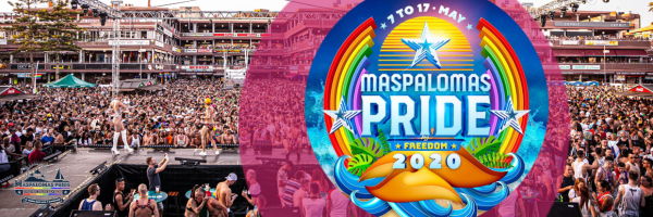 Maspalomas Pride 2020 Gay Pride on Gran Canaria
