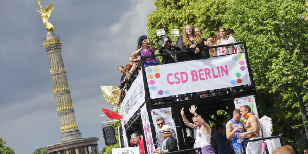 Gay Pride Berlin