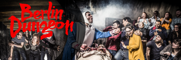 Berlin Dungeon - experience one of the top sights of Berlin