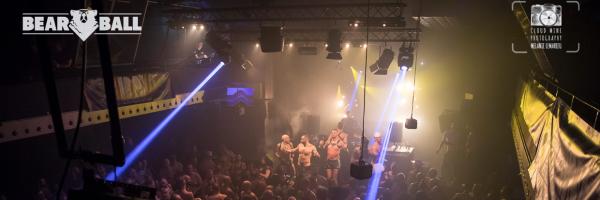 Bärenball - Höhepunkt des Amsterdamer Bärenwochenendes im März