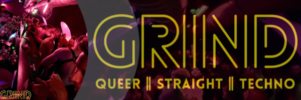GRIND @ FREUD Club - Queer Party in Frankfurt am Main