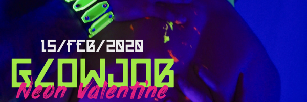 Glowjob - The UV light party in Amsterdam