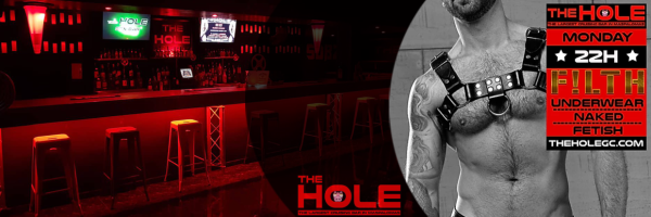 The Hole - Men-only Gay Cruising Bar in Maspalomas
